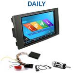 Autoradio 2-DIN GPS NX302E, NX405E, NX505E ou NX706E Iveco Daily de 2006 à 2013