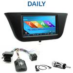 Autoradio 2-DIN GPS NX302E, NX405E, NX505E ou NX706E Iveco Daily depuis 2014