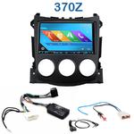 Autoradio 2-DIN GPS NX302E, NX405E, NX505E ou NX706E Nissan 370Z