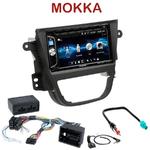 Autoradio 2-DIN Alpine Opel Mokka depuis 10/2012 - CDE-W296BT, IVE-W560BT OU IVE-W585BT AU CHOIX