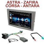 Autoradio 2-DIN Alpine Opel Astra Corsa Zafira Antara - CDE-W296BT, IVE-W560BT OU IVE-W585BT AU CHOIX