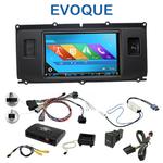 Autoradio 2-DIN GPS NX302E, NX405E, NX505E ou NX706E Range Rover Evoque de 2011 à 2015 - commandes au volant incluse