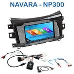 Autoradio 2-DIN GPS NX302E, NX405E, NX505E ou NX706E Nissan Navara et NP300 depuis 2015