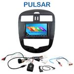 Autoradio 2-DIN GPS NX302E, NX405E, NX505E ou NX706E Nissan Pulsar depuis 2015