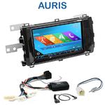 Autoradio 2-DIN GPS NX302E, NX405E, NX505E ou NX706E Toyota Auris depuis 2013