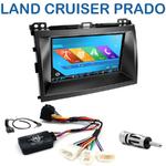 Autoradio 2-DIN GPS NX302E, NX405E, NX505E ou NX706E Toyota Land Cruiser Prado depuis 2007