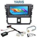 Autoradio 2-DIN GPS NX302E, NX405E, NX505E ou NX706E Toyota Yaris depuis 2013