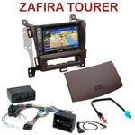 Pack autoradio GPS Opel Zafira Tourer depuis 2012 - INE-W990BT, INE-W997D ou ILX-700 au choix