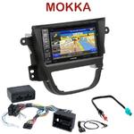 Pack autoradio GPS Opel Mokka depuis 10/2012 - INE-W990HDMI, INE-W710D, INE-W987D ou ILX-702D au choix