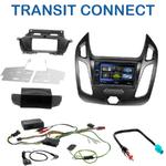 Autoradio 2-DIN Clarion Ford Transit Connect depuis 2014 - VX404E