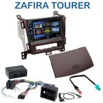 Autoradio 2-DIN Clarion Opel Zafira Tourer depuis 2012 - VX404E