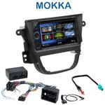 Autoradio 2-DIN Clarion Opel Mokka depuis 10/2012 - VX404E