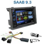 Autoradio 2-DIN Clarion Saab 9.3 depuis 2006 - VX404E