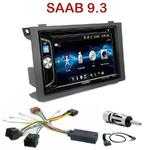 Autoradio 2-DIN Alpine Saab 9.3 depuis 2006 - CDE-W296BT, IVE-W560BT OU IVE-W585BT AU CHOIX