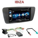Autoradio 2-DIN Alpine Seat Ibiza depuis 06/2008 - CDE-W296BT, IVE-W560BT OU IVE-W585BT AU CHOIX