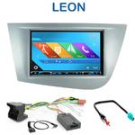 Autoradio 2-DIN GPS NX302E, NX405E, NX505E ou NX706E Seat Leon depuis 2005