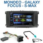 Autoradio 2-DIN Clarion Ford Mondeo, Focus, C-Max, S-Max et Galaxy - VX404E