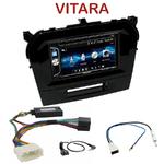 Autoradio 2-DIN Alpine Suzuki Vitara depuis 2015 - CDE-W296BT, IVE-W560BT OU IVE-W585BT AU CHOIX