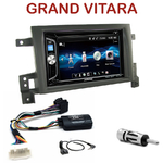 Autoradio 2-DIN Alpine Suzuki Grand Vitara depuis 09/2005 - CDE-W296BT, IVE-W560BT OU IVE-W585BT AU CHOIX