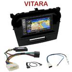 Pack autoradio GPS Suzuki Vitara depuis 2015 - INE-W990HDMI, INE-W710D, INE-W987D ou ILX-702D au choix