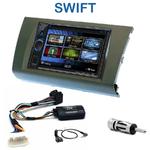 Autoradio 2-DIN Clarion Suzuki Swift de 2005 à 2010 - VX404E