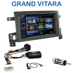 Autoradio 2-DIN Clarion Suzuki Grand Vitara depuis 09/2005 - VX404E