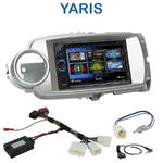 Autoradio 2-DIN Clarion Toyota Yaris de 2011 à 2013 - VX404E