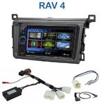 Autoradio 2-DIN Clarion Toyota RAV4 depuis 2013 - VX404E
