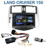 Autoradio 2-DIN Clarion Toyota Land Cruiser 150 depuis 2009 - VX404E
