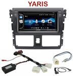 Autoradio 2-DIN Alpine Toyota Yaris depuis 2013 - CDE-W296BT, IVE-W560BT OU IVE-W585BT AU CHOIX