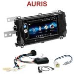 Autoradio 2-DIN Alpine Toyota Auris depuis 2013 - CDE-W296BT, IVE-W560BT OU IVE-W585BT AU CHOIX