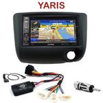 Pack autoradio GPS Toyota Yaris de 2003 à 2006 - INE-W990HDMI, INE-W710D, INE-W987D ou ILX-702D au choix