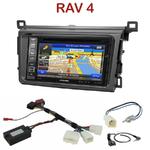 Pack autoradio GPS Toyota RAV4 depuis 2013 - INE-W990HDMI, INE-W710D, INE-W987D ou ILX-702D au choix