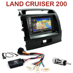 Pack autoradio GPS Toyota Land Cruiser 200 de 2008 à 2013 - INE-W990HDMI, INE-W710D, INE-W987D ou ILX-702D au choix