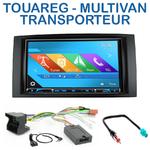 Autoradio 2-DIN GPS NX302E, NX405E, NX505E ou NX706E Volkswagen Touareg, T5 Multivan, Caravelle & Transporter