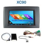 Autoradio 2-DIN GPS NX302E, NX405E, NX505E ou NX706E Volvo XC90 depuis 2006