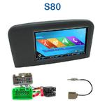 Autoradio 2-DIN GPS NX302E, NX405E, NX505E ou NX706E Volvo S80 de 1998 à 2006