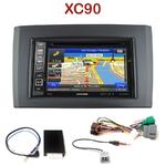 Pack autoradio GPS Volvo XC90 depuis 2006 - INE-W990HDMI, INE-W710D, INE-W987D ou ILX-702D au choix
