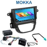 Autoradio 2-DIN GPS NX302E, NX405E, NX505E ou NX706E Opel Mokka depuis 2012
