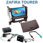 Autoradio 2-DIN GPS NX302E, NX405E, NX505E ou NX706E Opel Zafira depuis 2012