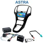 Autoradio 2-DIN GPS NX302E, NX405E, NX505E ou NX706E Opel Astra depuis 2010