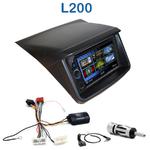Autoradio 2-DIN Clarion Mitsubishi L200 depuis 2012 - VX404E