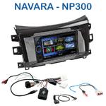 Autoradio 2-DIN Clarion Nissan Navara et NP300 depuis 2015 - VX404E