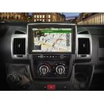 Autoradio GPS Alpine Style X901D-DU, Navigation GPS écran tactile pour Fiat Ducato, Citroën Jumper et Peugeot Boxer