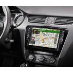 Autoradio GPS Alpine Style X901D-OC3, Navigation GPS écran tactile pour Skoda Octavia