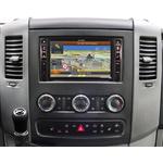 Autoradio GPS Alpine Style X800D-S906, Navigation GPS écran tactile pour Mercedes Sprinter