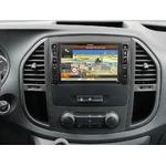 Autoradio GPS Alpine Style X800D-V447, Navigation GPS écran tactile pour Mercedes Vito