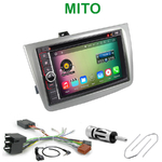 Pack autoradio Android GPS Alfa Romeo Mito depuis 2008 - WIFI Bluetooth écran tactile HD