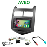 Pack autoradio Android GPS Chevrolet Aveo depuis 2010 - WIFI Bluetooth écran tactile HD