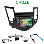 Pack autoradio Android GPS Chevrolet Cruze de 2009 à 2013 - WIFI Bluetooth écran tactile HD